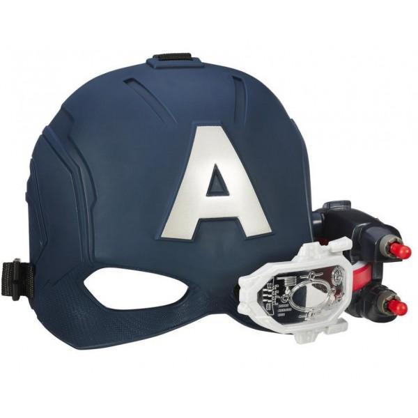 Capitanul America casca cu sageti B5787