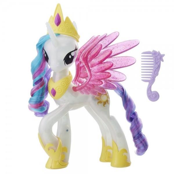 .Printesa Celectia ponei stralucitor