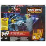 Angry birds star wars Jenga