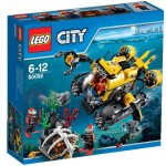 Lego city 60092 submarin