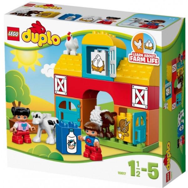 Lego duplo 10617 prima mea ferma