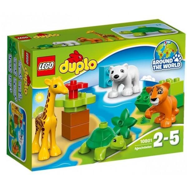 Lego 10801 duplo animalute