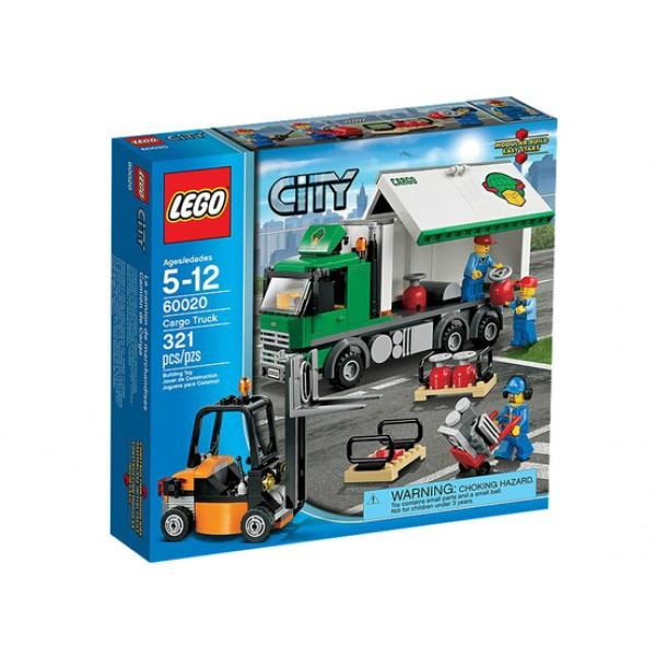 Lego city 60020 camion de transport