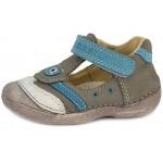 Pantofi baieti decupati dd step 015-96B