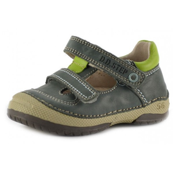 Pantofi baieti decupati dd step 038-204A