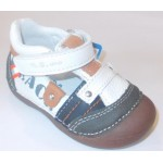 Pantofi decupati baieti dd step 015-68