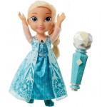 Frozen Elsa cu microfon karaoke