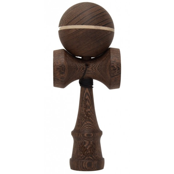 Kendama Bull Gravity dark wood