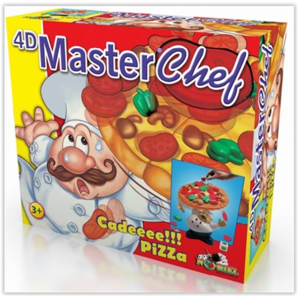 4D Master Chef