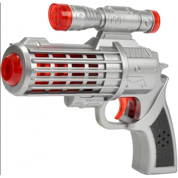 Pistol cu lumini Simba 108040735